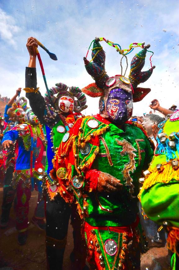 Carnaval del Norte – AÉREO